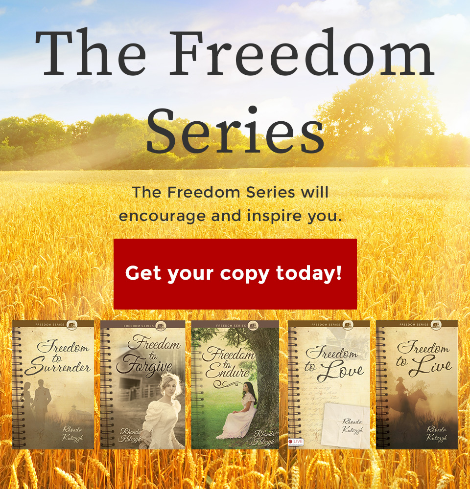 Get your copy of the Freedom Series today!