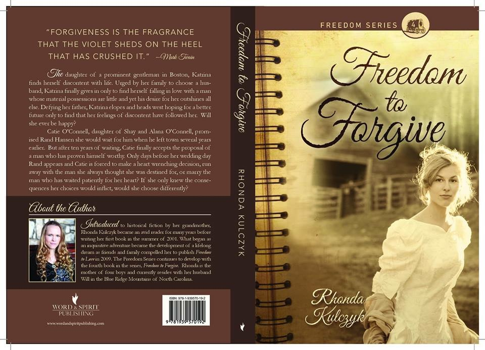 Freedom to Forgive Giveaway