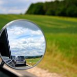 Rearview Mirror - Don't Live in the past - Author Rhonda Kulczyk